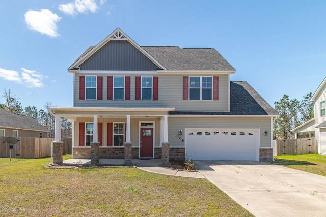 706 Dexter Court, Jacksonville, NC 28546 (MLS #100211395) :: The Oceanaire Realty