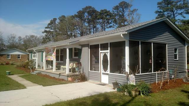 113 Yaupon Drive, Cape Carteret, NC 28584 (MLS #100211407) :: The Cheek Team