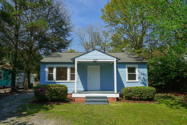 4301 Lake Avenue, Wilmington, NC 28403 (MLS #100211426) :: Vance Young and Associates