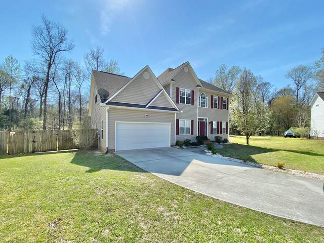 226 Middle Ridge Drive, Hubert, NC 28539 (MLS #100211447) :: Courtney Carter Homes