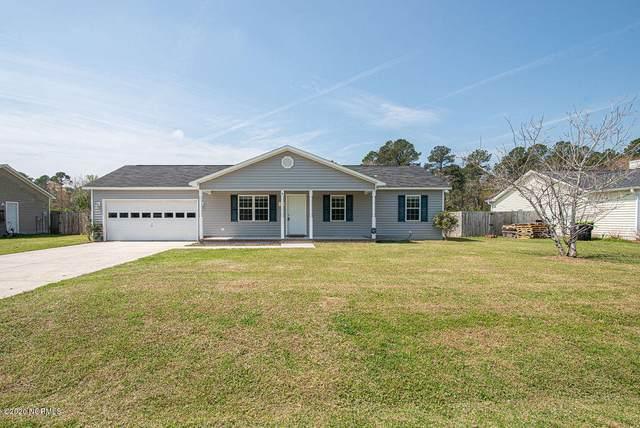 109 Burrell Lane, Richlands, NC 28574 (MLS #100211457) :: Berkshire Hathaway HomeServices Hometown, REALTORS®