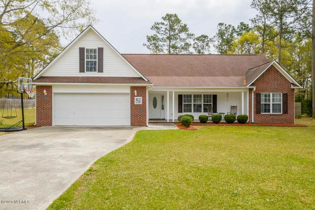 307 Jacqueline Drive, Havelock, NC 28532 (MLS #100211458) :: Courtney Carter Homes
