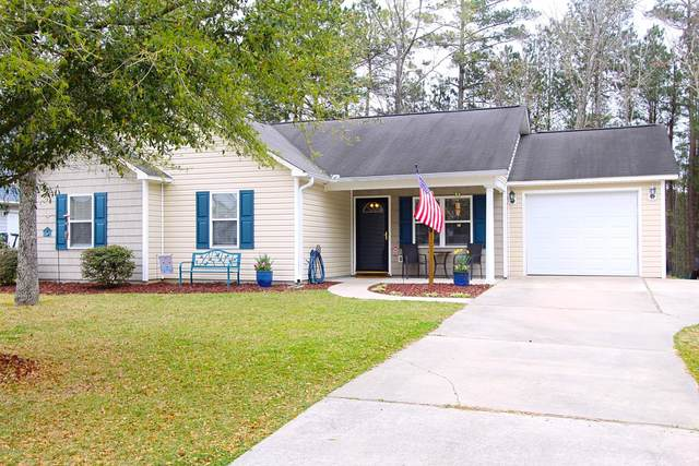106 Saratoga Lane, New Bern, NC 28562 (MLS #100211461) :: The Bob Williams Team