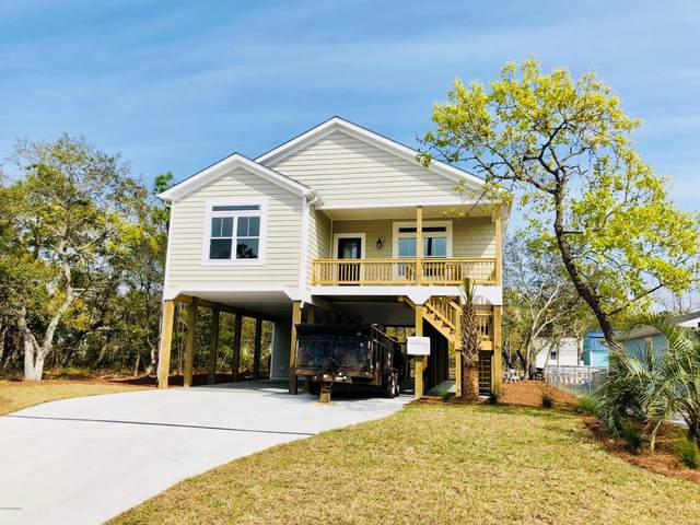 124 NE 8th Street, Oak Island, NC 28465 (MLS #100211466) :: The Bob Williams Team