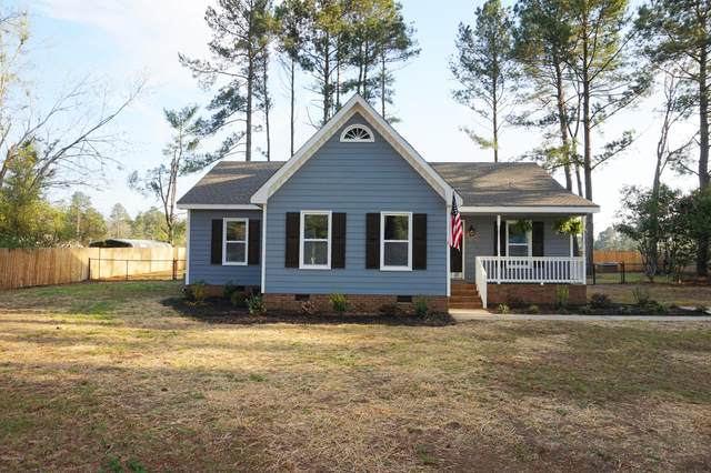 12440 Huntington Drive, Laurinburg, NC 28352 (MLS #100211475) :: Carolina Elite Properties LHR