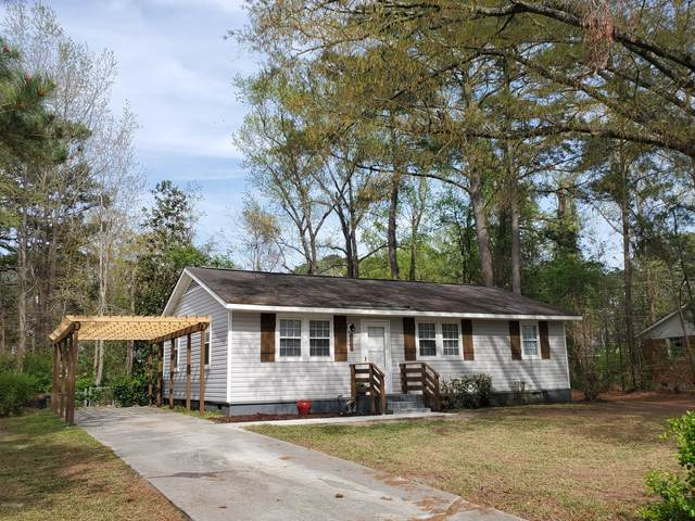 121 Armstrong Drive, Jacksonville, NC 28546 (MLS #100211487) :: The Cheek Team