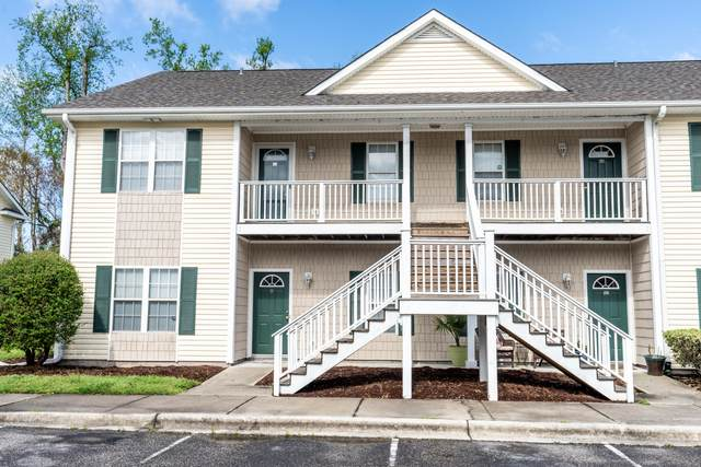 4613 Mcclelland Drive F-201, Wilmington, NC 28405 (MLS #100211488) :: The Oceanaire Realty