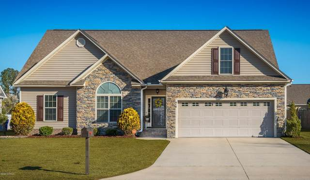 916 Mill Creek Drive, Greenville, NC 27834 (MLS #100211497) :: Courtney Carter Homes