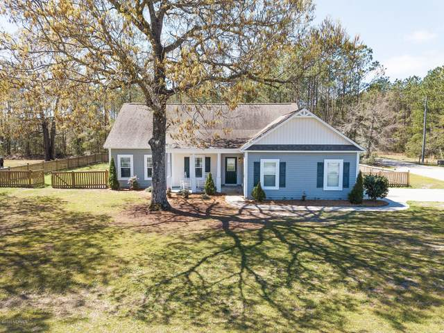 119 Biglings Creek Road, Sneads Ferry, NC 28460 (MLS #100211502) :: The Oceanaire Realty