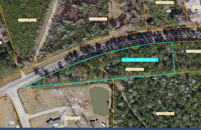 1.73 Benton Road SE, Bolivia, NC 28422 (MLS #100211504) :: SC Beach Real Estate
