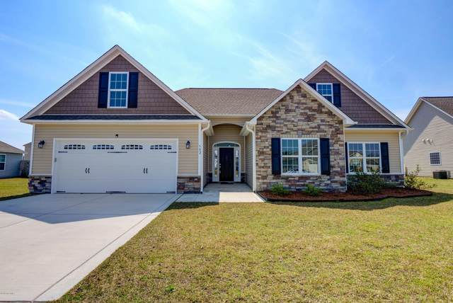 502 Ivory Court, Jacksonville, NC 28546 (MLS #100211520) :: The Oceanaire Realty