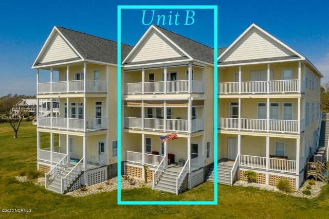 134 Water Lane B, Newport, NC 28570 (MLS #100211525) :: The Oceanaire Realty