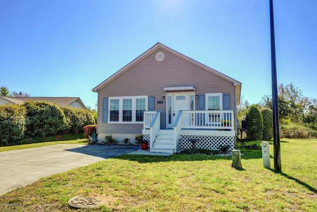 540 Capeside Drive, Wilmington, NC 28412 (MLS #100211542) :: The Oceanaire Realty