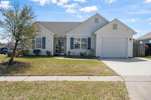 2058 Southern Pine Drive, Leland, NC 28451 (MLS #100211549) :: Berkshire Hathaway HomeServices Hometown, REALTORS®