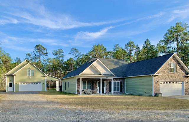 690 Drake Road, Southport, NC 28461 (MLS #100211552) :: Donna & Team New Bern