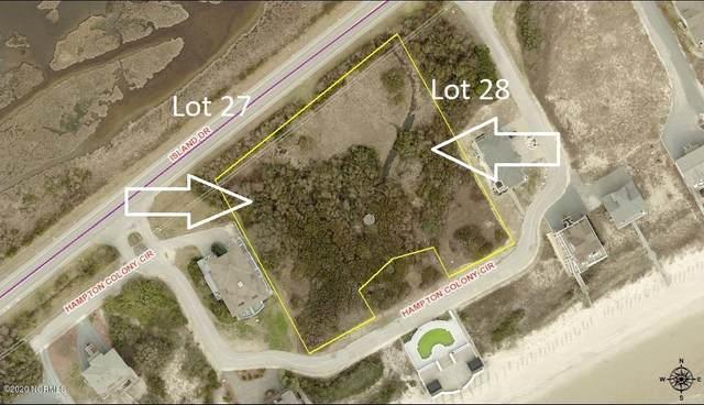 Lot 27 Hampton Colony Circle, North Topsail Beach, NC 28460 (MLS #100211583) :: The Cheek Team