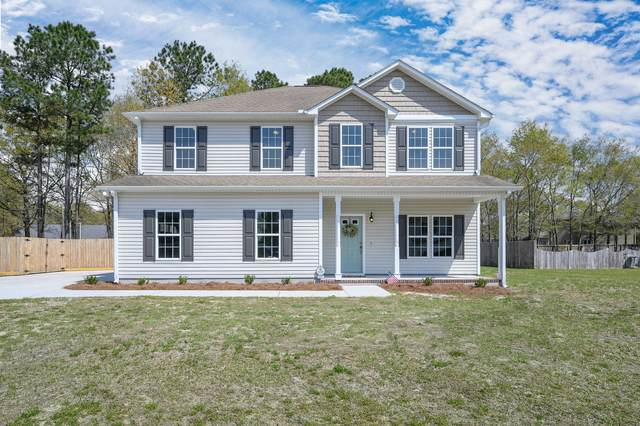 121 Sunny Point Drive, Richlands, NC 28574 (MLS #100211591) :: The Cheek Team