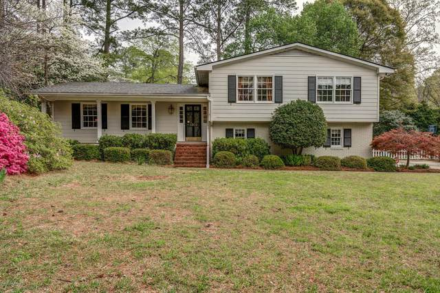 1302 Lakeside Drive NW, Wilson, NC 27896 (MLS #100211613) :: Courtney Carter Homes