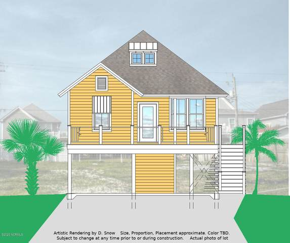 109 E Terminal Boulevard, Atlantic Beach, NC 28512 (MLS #100211620) :: RE/MAX Essential