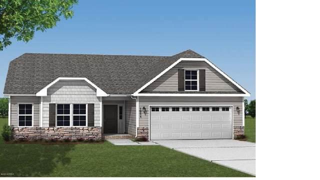 5803 Ivan Drive, Greenville, NC 27858 (MLS #100211656) :: Courtney Carter Homes