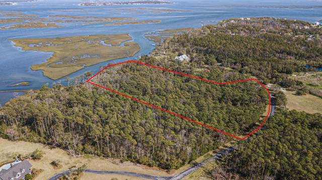 120 Davis Bay Drive, Beaufort, NC 28516 (MLS #100211681) :: The Bob Williams Team