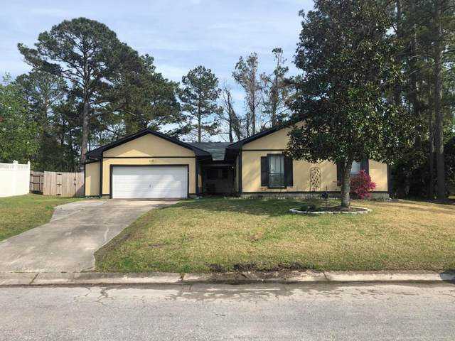 113 Ash Place, Jacksonville, NC 28546 (MLS #100211687) :: The Cheek Team