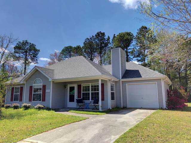 3357 Brucemont Drive, Wilmington, NC 28405 (MLS #100211720) :: The Keith Beatty Team