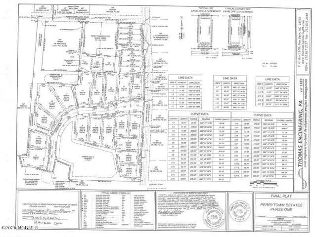 12 Featherstone Lane, New Bern, NC 28562 (MLS #100211723) :: The Bob Williams Team
