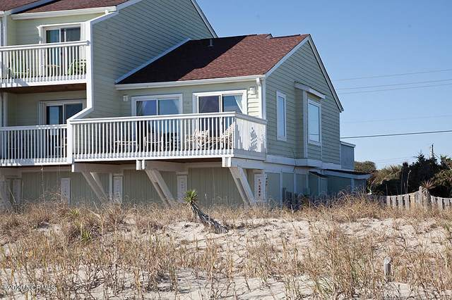 1100 S Fort Fisher Boulevard #501, Kure Beach, NC 28449 (MLS #100211755) :: Donna & Team New Bern