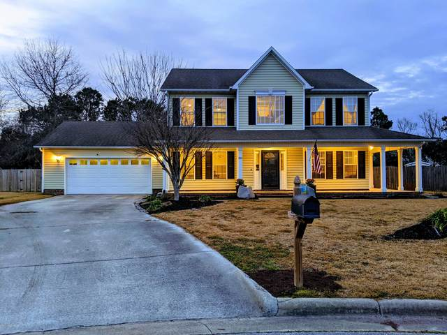 106 Baymeade Court, Jacksonville, NC 28546 (MLS #100211761) :: RE/MAX Elite Realty Group