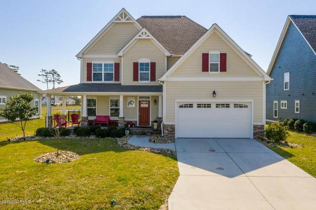 413 Lanyard Drive, Newport, NC 28570 (MLS #100211771) :: Frost Real Estate Team