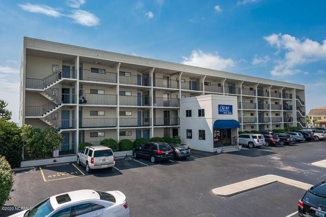 711 S Lumina Avenue #403, Wrightsville Beach, NC 28480 (MLS #100211809) :: Frost Real Estate Team