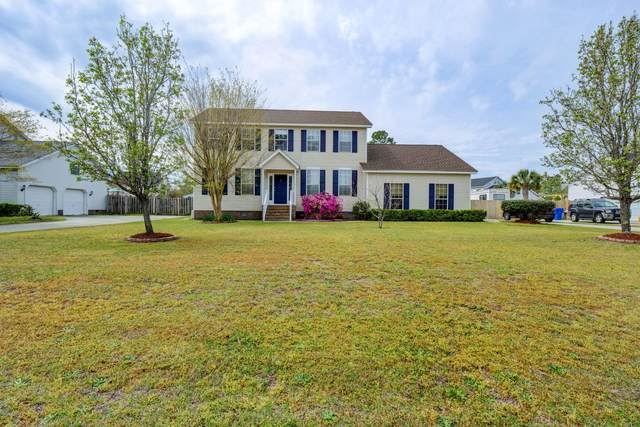 906 Sheffield Drive, Wilmington, NC 28411 (MLS #100211810) :: Courtney Carter Homes