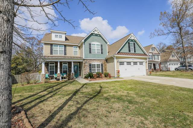 139 Old Millstone Landing Lane, Sneads Ferry, NC 28460 (MLS #100211812) :: Frost Real Estate Team