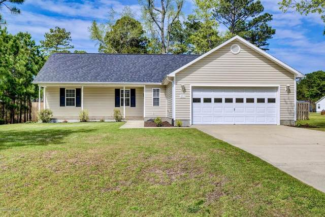 203 Molly Court, Sneads Ferry, NC 28460 (MLS #100211835) :: RE/MAX Elite Realty Group