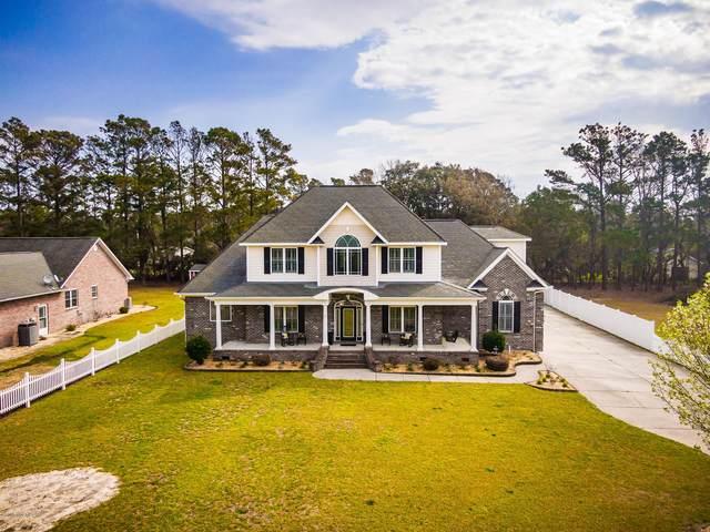 121 Greyson Lane, Newport, NC 28570 (MLS #100211859) :: Courtney Carter Homes