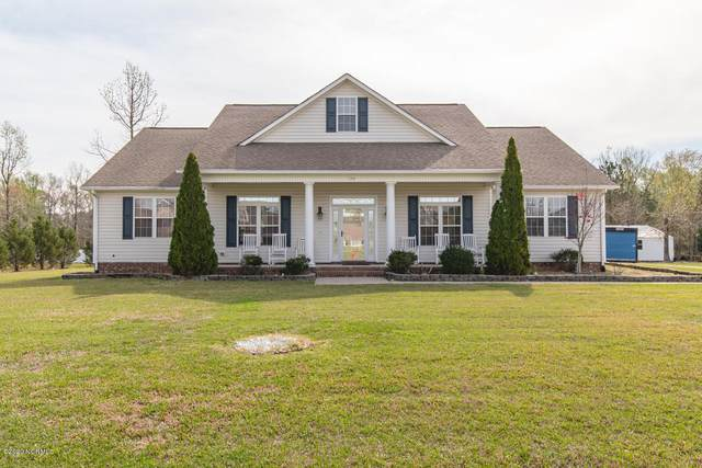 120 Maready Road, Jacksonville, NC 28546 (MLS #100211874) :: Vance Young and Associates