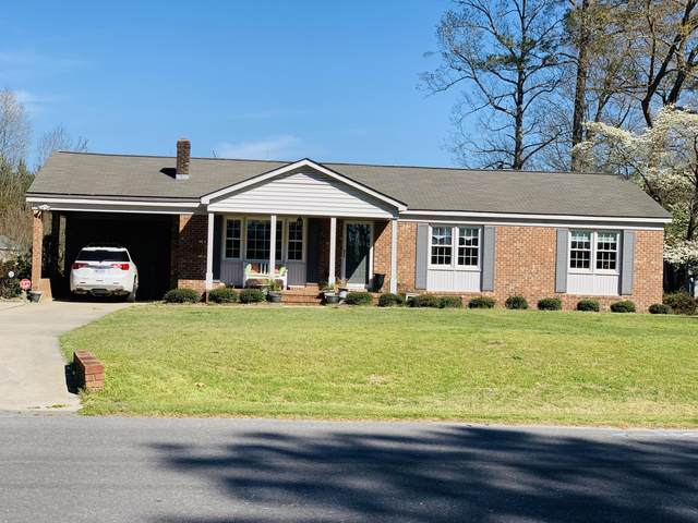 35 Rebel Road, Snow Hill, NC 28580 (MLS #100211876) :: Courtney Carter Homes