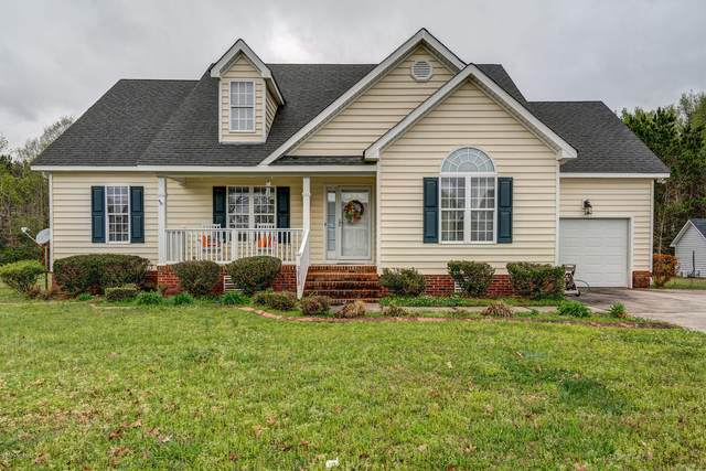 3818 Country Club Drive NW, Wilson, NC 27896 (MLS #100211932) :: RE/MAX Elite Realty Group