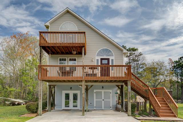 805 Driftwood Drive, Hampstead, NC 28443 (MLS #100211962) :: Thirty 4 North Properties Group