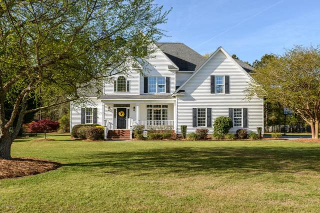 1076 Vicksburg Drive, Winterville, NC 28590 (MLS #100211974) :: Courtney Carter Homes