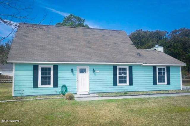 118 Jefferson Street, Beaufort, NC 28516 (MLS #100211976) :: The Bob Williams Team