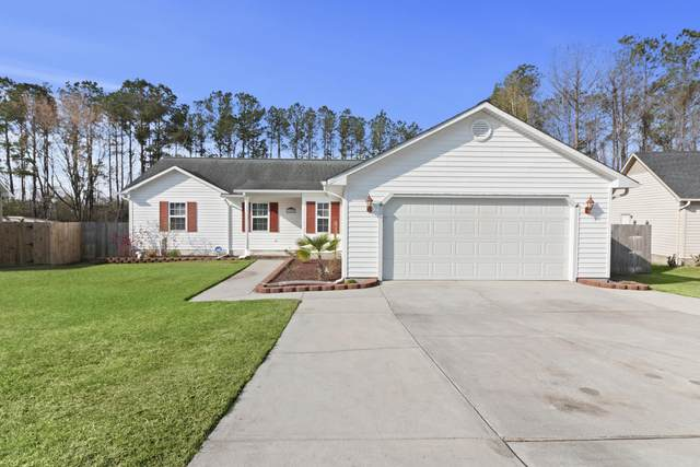 125 Yellowwood Drive, Jacksonville, NC 28546 (MLS #100211987) :: The Keith Beatty Team