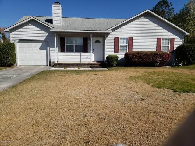 520 Emily Loop, Jacksonville, NC 28540 (MLS #100211993) :: Berkshire Hathaway HomeServices Hometown, REALTORS®