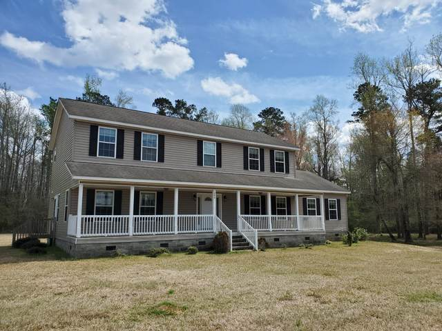284 Mount Moriah Church Road, Whiteville, NC 28472 (MLS #100212016) :: Castro Real Estate Team