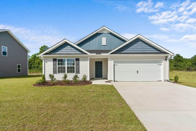 7205 Cameron Trace Drive, Wilmington, NC 28411 (MLS #100212023) :: CENTURY 21 Sweyer & Associates