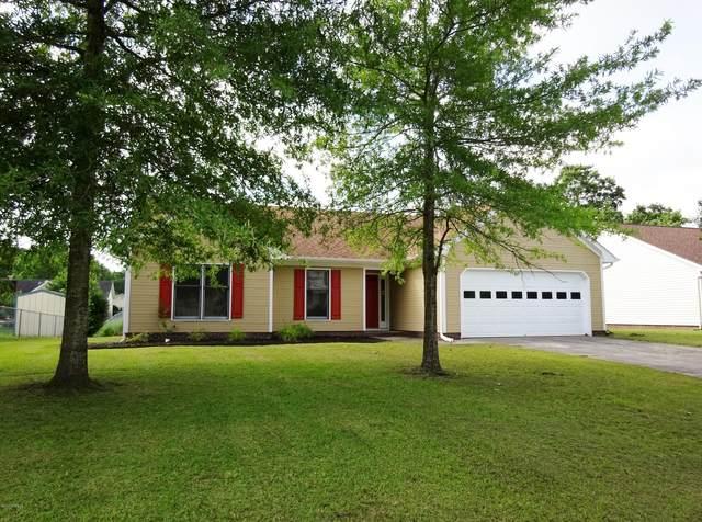 405 Raintree Road, Jacksonville, NC 28540 (MLS #100212063) :: RE/MAX Elite Realty Group