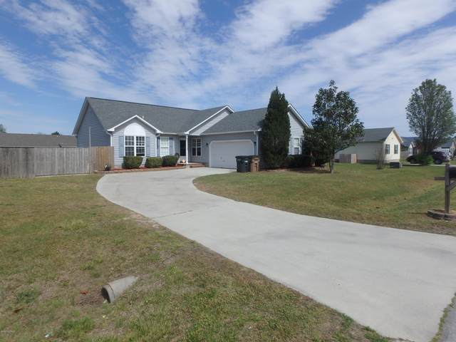 110 Forest Bluff Drive, Jacksonville, NC 28540 (MLS #100212071) :: RE/MAX Elite Realty Group