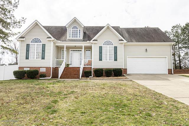 3109 Brentwood Drive N, Wilson, NC 27896 (MLS #100212073) :: Courtney Carter Homes