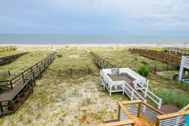329 Fort Fisher Boulevard S, Kure Beach, NC 28449 (MLS #100212081) :: The Keith Beatty Team